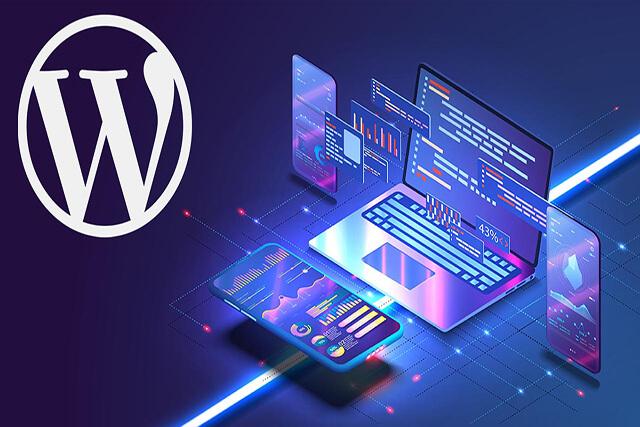 طراحی سایت wordpress