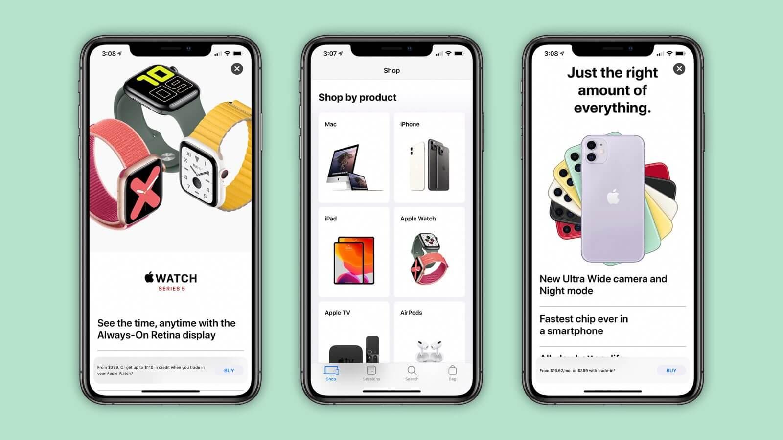 مزایای طراحی اپلیکیشن فروشگاهی