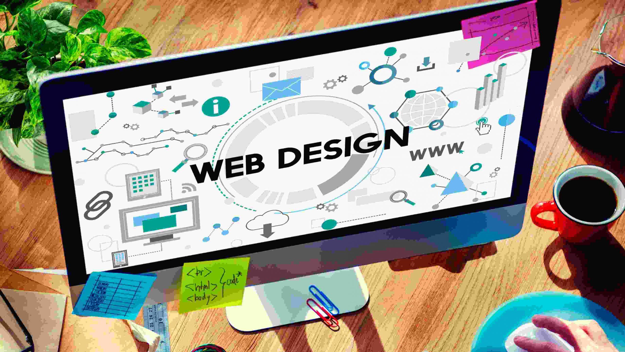 قیمت طراحی سایت شرکتی