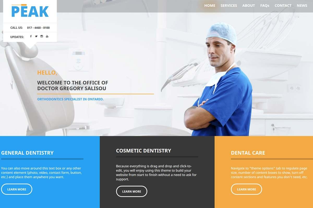 چرا به طراحی سایت دندان پزشکی نیاز داریم؟